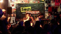 John Grape #SoshInrocksLab