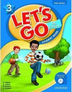Let S Go 1 Student Book 4th Edition English Books For Kids Teacher Books English Textbook