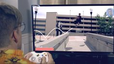VIDEO GAME PARKOUR