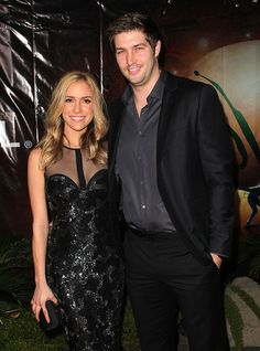 Kristen Cavallari & Jay Cutler I love these 2 together! Celebrity Couples, Celebrity News, Celebrity Weddings, Celebrity Style, Kristin Cavallari Jay Cutler, Nfl Wives, Before Wedding, Famous Couples, Wedding Humor