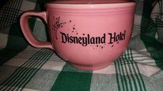 Rose Fiesta® Dinnerware Disneyland Hotel Stromboli's Jumbo Mug. Made by Homer Laughlin China Company | eBay