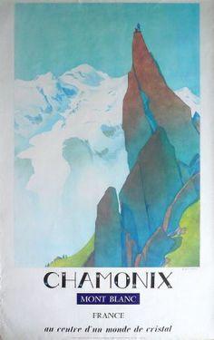 Chamonix: definitely skiing here this winter