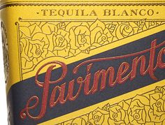 Pavimento Tequila — The Dieline - Branding & Packaging