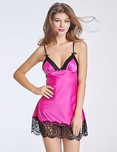 1dbb5c867c2f74 27 Best Sleepwear Nightwear images | Silk pajamas, Silk pjs, Silk ...