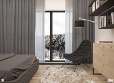 Apartament Heksagon - zdjęcie od TAKE [DESIGN] - Sypialnia - Styl Nowoczesny - TAKE [DESIGN]