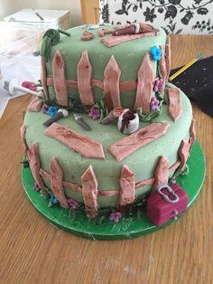 Fence cake