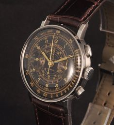 Omega CHRONOGRAPH 33.3                                                                                                                                                      More