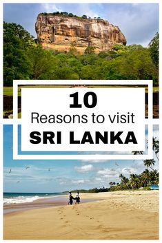 Here's our 10 reasons to visit #SriLanka. | Best of Sri Lanka | Backpacking Sri Lanka | Sri Lanka on a Budget | Sri Lanka Highlights | Best bits of Sri Lanka | Top attractions in Sri Lanka | Sri Lanka Beaches | Sri Lanka Hikes | #srilanka #travel #srilankaguides #srilankatips #srilanka2018 #visitsrilanka #srilankabeaches #srilankahikes #exploresrilanka #twhyvisitsrilanka #bestofsrilanka #thingstodo #visitsrilanka #exploresrilanka