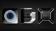 Optitrack Prime41 - Motion Capture Camera on Behance