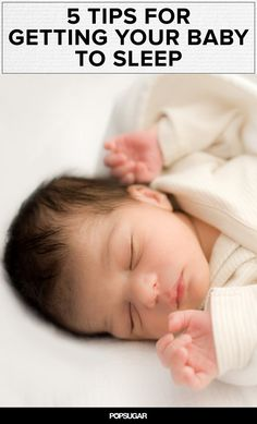 The Happiest Baby: Dr. Karp's 10 Tips For Getting Your Baby to Sleep