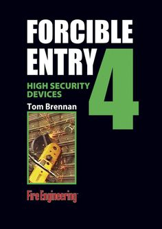 Fire Engineering Books: Forcible Entry Video Series #4 High Security Devices DVD