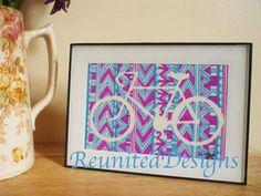 Beautiful aztec bike hand drawn fabric design. by ReunitedDesigns, £7.50