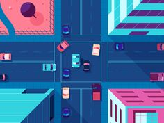 As self-driving cars become more common, traffic lights could disappear entirely in favor of autonomous intersection, which could merge traffic flows by allowing self-driving vehicles to communicat...