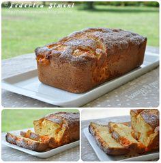 La cucina di Federica: Plumcake con albicocche fresche