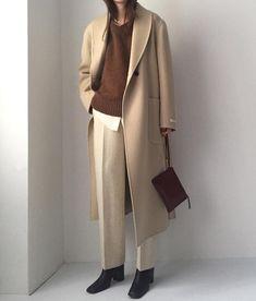 Cheap High Fashion Women S Clothing Info: 4746830658 Minimal Outfit, Minimal Fashion, Look Office, Fall Outfits, Fashion Outfits, Fashion Women, High Fashion, Daily Fashion, Autumn Winter Fashion