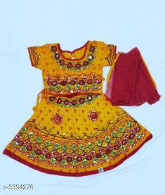 Checkout this latest Lehanga Cholis Product Name: *Adorable Cotton Kid's Girl's Lehanga Choli Set* Sizes:  8-9 Years Country of Origin: India Easy Returns Available In Case Of Any Issue   Catalog Rating: ★4.1 (2511)  Catalog Name: Princess Adorable Cotton Kid's Girl's Lehanga Choli Sets Vol 8 CatalogID_470961 C61-SC1137 Code: 835-3394278-9051