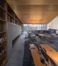 Проект жилого дома от архитекторов Studio MK27 в Бразилии