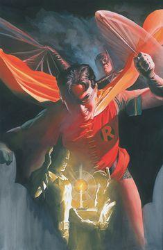 Robin: The Teen Wonder by Alex Ross