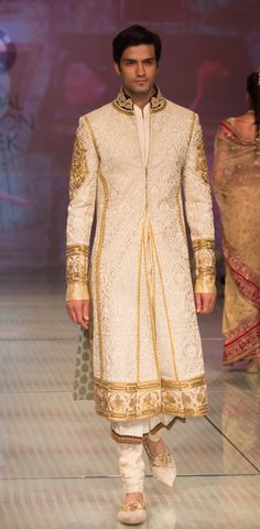 By designer Tarun Tahiliani.