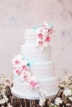 Kevin Wong & Larissa Singh Asian Fusion Wedding.  Our talented in-house executive pastry chef can work with you to create an unforgettable customized wedding cake for your special day!