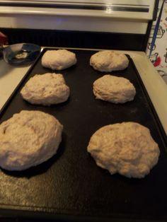 THM (E) Sourdough English Muffins