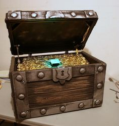 how to make cardbord halloween props | Name: chest1.jpgViews: 426Size: 33.9 KB