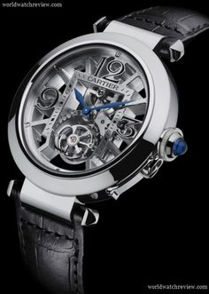 I like the style of this watch, and I'm torn with how it's missing additional details (i.e. calendar info).  But as a skeleton watch, it's very elegant.  There's a yellowish tint I saw once that I haven't been able to find since, though! Gotta find it on the next one!
