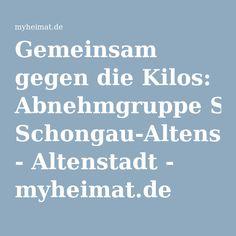 Gemeinsam gegen die Kilos: Abnehmgruppe Schongau-Altenstadt - Altenstadt - myheimat.de
