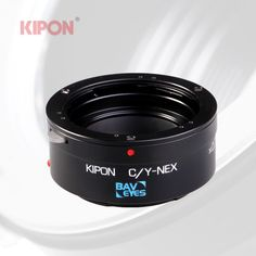 Baveyes Optic Adapter Focal Reducer for Contax/Yashica Lens to Sony NEX Camera #Kipon