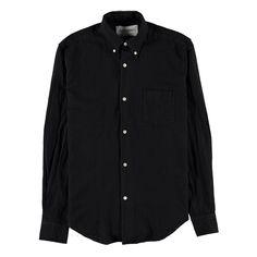 Our Legacy Button Down Shirt Black Button Downs, Button Down Shirt, Our Legacy, Winter Collection, 1950s, Concept, Buttons, Shirt Dress, Sweaters