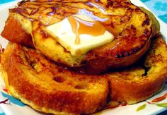 French Toast is my favorite sweet breakfast (though I do love it savory too!)