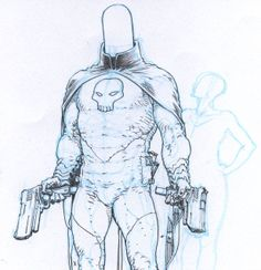 The Red Hood, by Frank Quitely