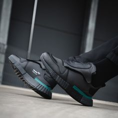 Adidas Futurepacer Black / Carbon Now Style Code : Latest Sneakers, Sneakers Fashion, Men's Sneakers, Carbon Black, Designer Shoes, Shoes Sandals, Originals, My Style, Tennis