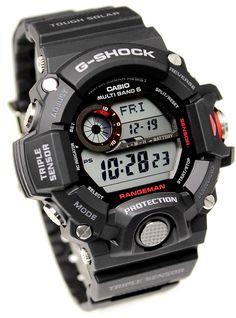Casio G Shock Watches, Retro Watches, Sport Watches, Casio Watch, Cool Watches, Casio Vintage, Guitar Inlay, Handsome Black Men, Fitness Watch