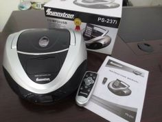 """stock goods of """"Sunnytron"""" 237i CD/MP3 Boombox with IPOD/USB Slot/Remote Control ,full accessories , Now stock only 1127pcs , Price : 15USD-20USD  ,can support small order qty ,"""