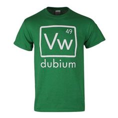 Dubium Element T-Shirt Image