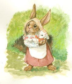 mother bunni