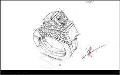 jewelry illustrations ring - Pesquisa Google