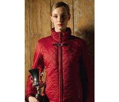 """EQUILINE WOMEN´S QUILTED JACKET mod. """"LORNA"""", F/WINTER COLLECTION 2012/13 - 9202"""