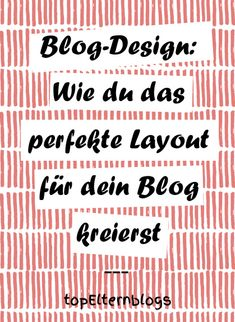 blog design tipps: Damit dein Blog-Auftritt in Erinnerung bleibt, braucht's eine schöööne Bühne. Wie du die kreierst, erfährst du hier... (scheduled via http://www.tailwindapp.com?utm_source=pinterest&utm_medium=twpin&utm_content=post93965413&utm_campaign=scheduler_attribution)