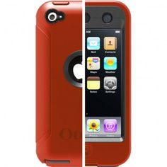 Otterbox Defender series case for Apple iPod Touch 4th Gen Flash.