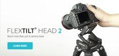 edelkrone FlexTILT-Head 2