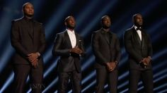 WATCH: LeBron, Melo, CP3, and Wade Address Recent Tradgedies At The ESPYs