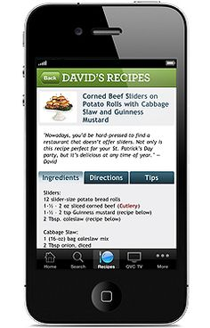 In the Kitchen with David — QVC Apps for iPhone