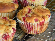 Gluten Free Cranberry - Citrus Muffins by jazzijava, via Flickr