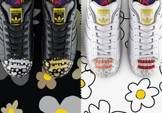 new concept 81a82 64520 Pharrell Hand-Picked All The Artists To Collaborate On The adidas