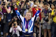Chris Hoy – Gold Medal – Men's Keirin