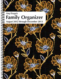 Amy Knapp's Family Organizer, Organizers