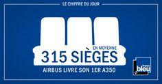 Le reportage de France Bleu sur la fabrication de l' A350 d'Airbus.