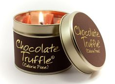 Lily Flame Scented Candle in a presentation Tin - Chocolate Truffle - https://www.fruugo.co.uk/lily-flame-scented-candle-in-a-presentation-tin-chocolate-truffle/p-3895439